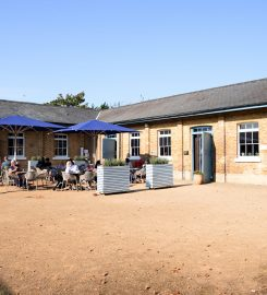 The Stables Café at Orleans House Gallery