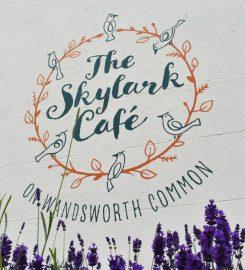 The Skylark Café on Wandsworth Common