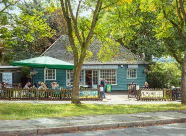 The Rookery Café on Streatham Common